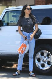 Jessica Gomes in a Cool Pair of Shades - West Hollywood 08/01/2018