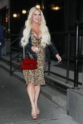 Jessica Simpson - Out in New York City 07/31/2018