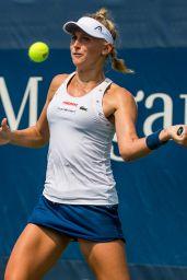 Jill Teichmann - 2018 US Open Tennis Tournament 08/27/2018