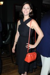 Jill Winternitz - Hereford Film Summer Drinks Party in London