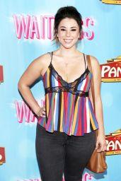 """Jillian Rose Reed – """"Waitress"""" Premiere in LA"""