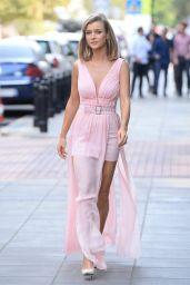 Joanna Krupa - Out in Warsaw 08/30/2018