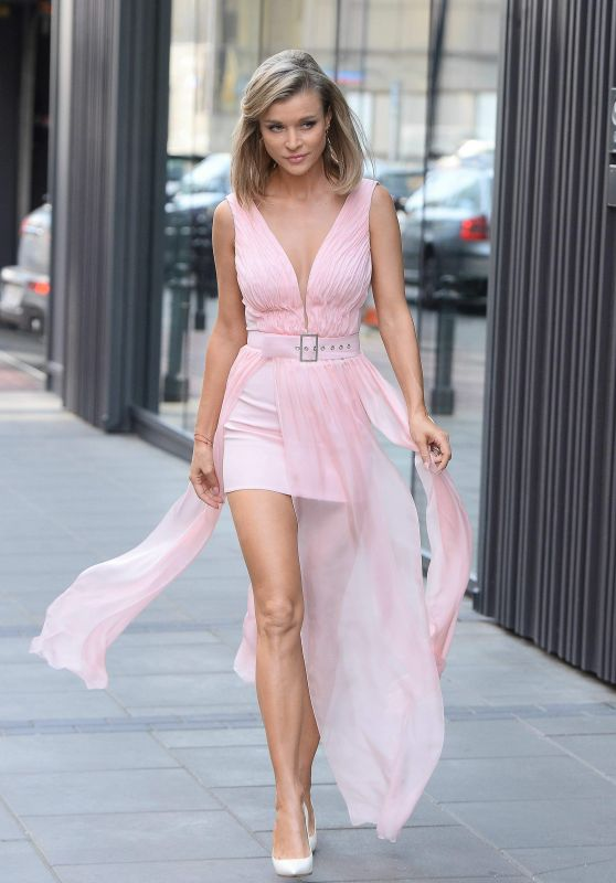 Joanna Krupa - Out in Warsaw 08/30/2018