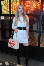 "Jodie Weston – ""Alpha"" Screening in London"