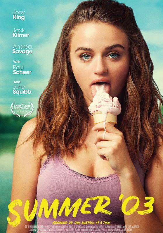 "Joey King - ""Summer 03"" Poster"