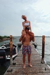 Jordyn Jones in Bikini - Social Media 08/23/2018