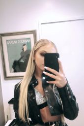 Jordyn Jones - Personal Pics 08/29/2018