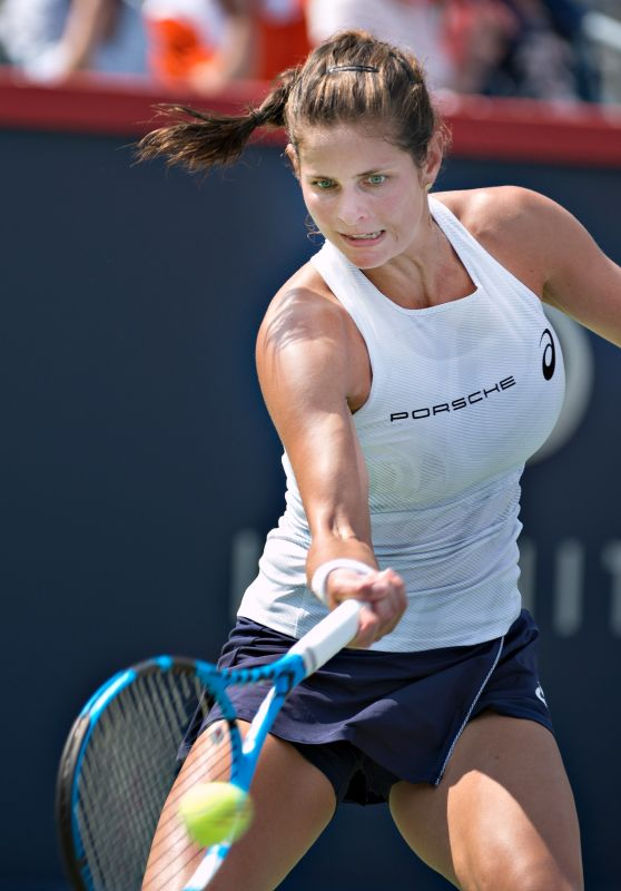 Julia Goerges - Rogers Cup in Montreal 08/06/2018