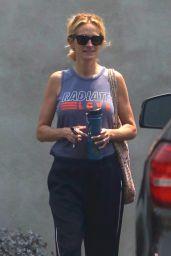 Julia Roberts - Leaving a Gym in Malibu 08/09/2018