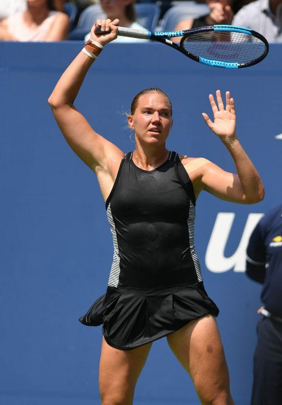 Kaia Kanepi - 2018 US Open Tennis Tournament 08/27/2018