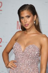 "Kara Del Toro – ""Mile 22"" Premiere in Los Angeles"
