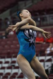Kara Eaker – USA Gymnastics GK Classic in the Senior Division in Columbus, July 2018