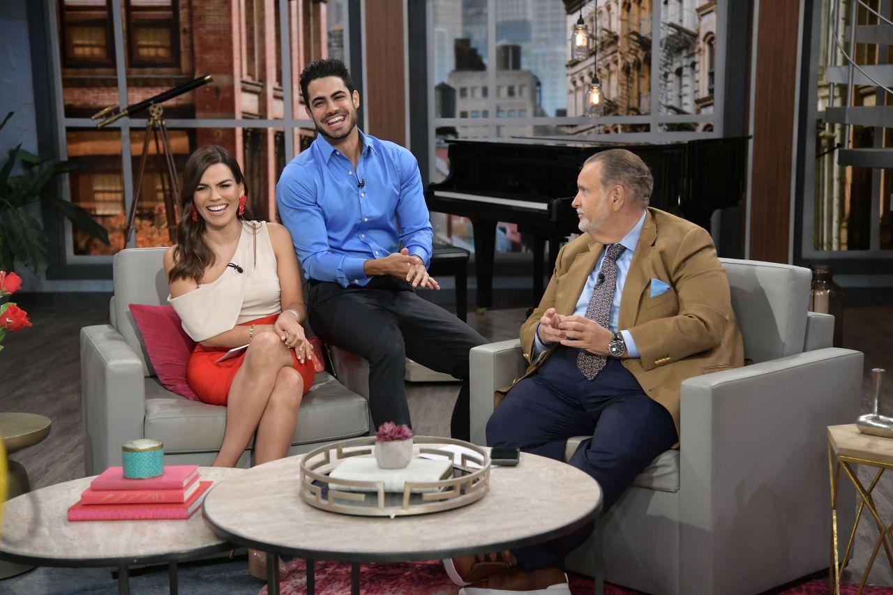 Karina Banda Quot El Gordo Y La Flaca Quot Tv Show In Miami 08