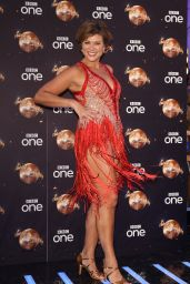 Kate Silverton – Strictly Come Dancing Launch in London 08/27/2018