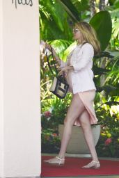 Kate Upton at The Beverly Hills Hotel 08/24/2018