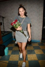 "Katharine McPhee - After Starring in the the Broadway Musical ""Waitress"" in NYC 08/18/2018"