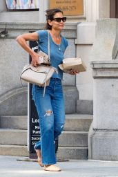 Katie Holmes - Out in New York City 08/27/2018