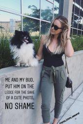 Katrina Bowden - Social Media, August 2018