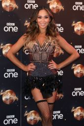 Katya Jones – Strictly Come Dancing Launch in London 08/27/2018