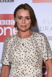 """Keeley Hawes - """"Bodyguard"""" TV Show Launch Photocall in London 08/06/2018"""