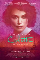 """Keira Knightley and Eleanor Tomlinson - """"Colette"""" Photos and Poster"""