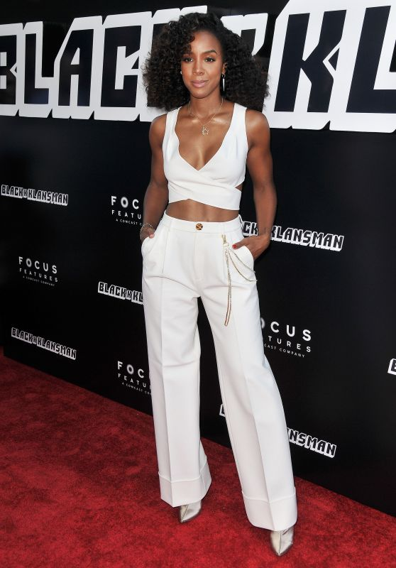 "Kelly Rowland - ""BlacKkKlansman"" Premiere in LA"