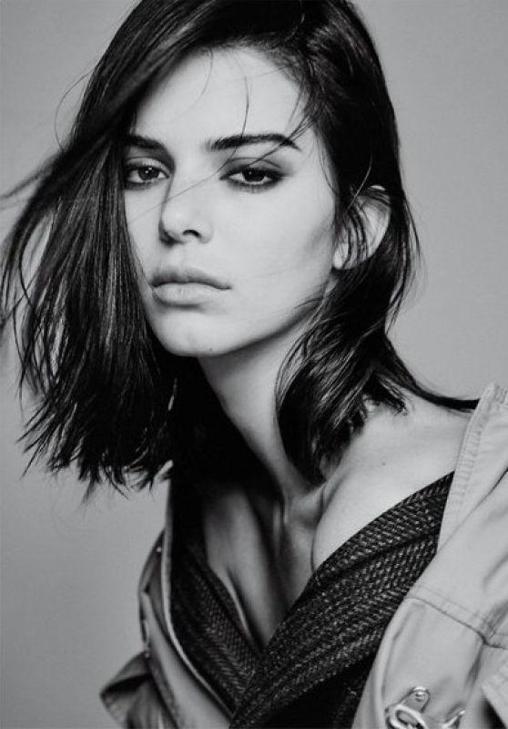 Kendall Jenner - V Magazine 2018