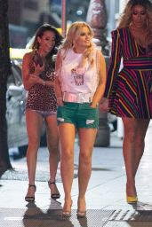 Kerry Katona - Night Out in Dublin, August 2018
