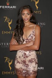 Kiara Barnes – Television Academy Daytime Peer Group Emmy Celebration in LA 08/22/2018