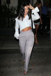 Kourtney Kardashian Style - Los Angeles 08/29/2018
