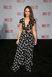 "Kristy Dawn Dinsmore – ""Mile 22"" Premiere in Los Angeles"