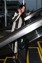 Kyle Richards - LAX 08/21/2018