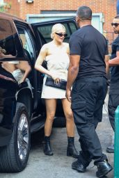 Kylie Jenner - Leave The Mercer Hotel in New York City 08/21/2018
