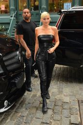 Kylie Jenner - Out in New York City 08/20/2018