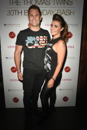 Kym Marsh - The Thomas Twins 30th Birthday Party in Manchester