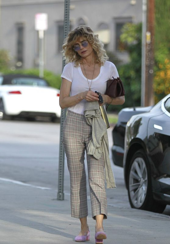 Kyra Sedgwick - Out in Los Angeles 08/20/2018