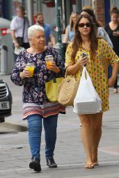 Lacey Turner - Out in North London 08/08/2018