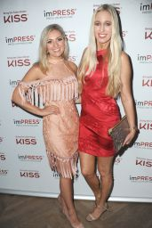Larissa Eddie – Kiss Nails and Lashes x Billie Faiers Launch Party in London