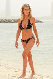 Laura Anderson in Bikini in Dubai 08/28/2018