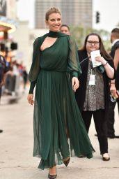 "Lauren Cohan - ""Mile 22"" Premiere in Los Angeles"