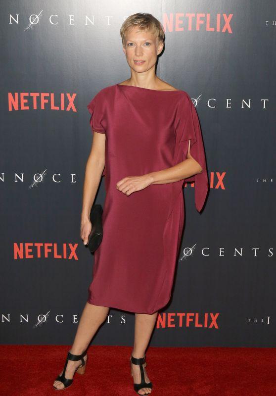 """Lise Risom Olsen – """"The Innocents"""" TV Show Screening in London"""