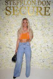Louisa Johnson - Stefflon Don Mixtape Party in London 08/16/2018