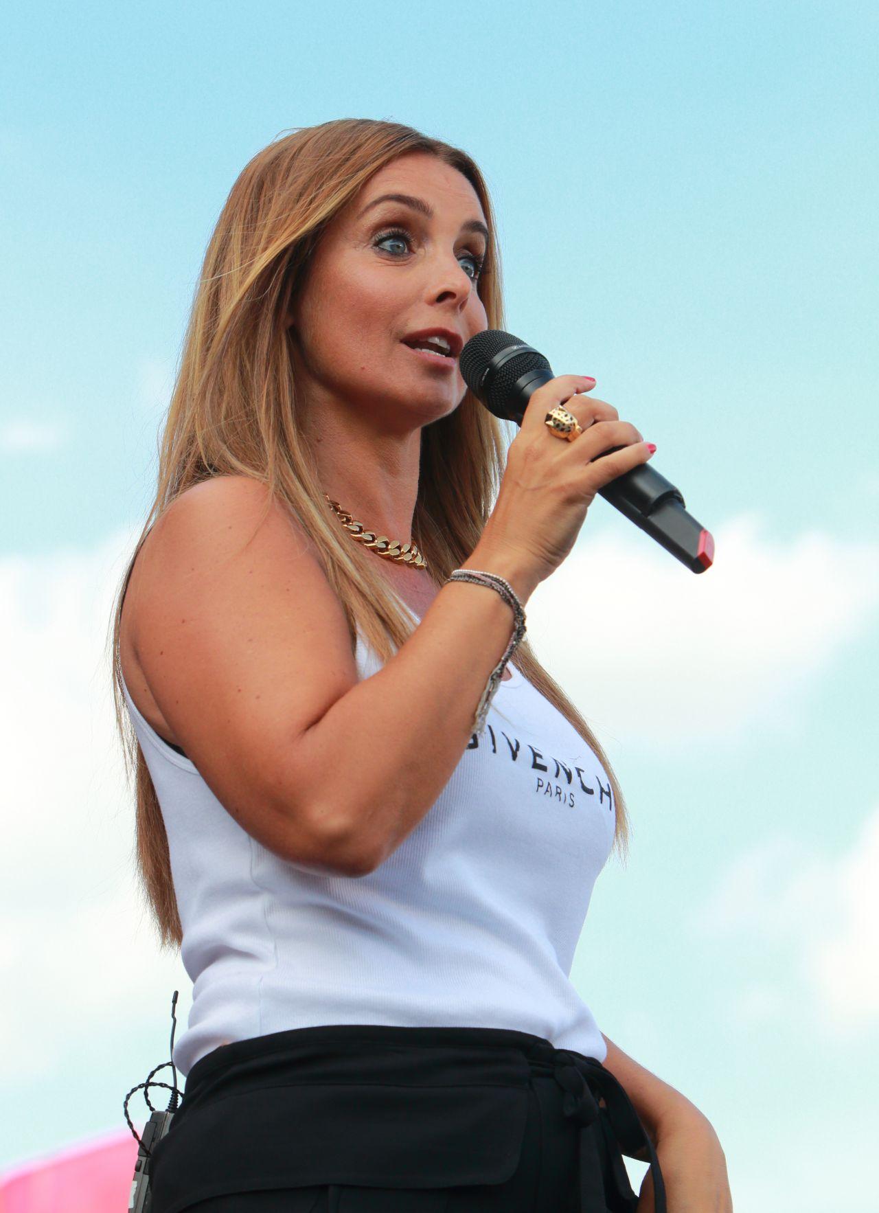 Louise Redknapp Performs At Brighton Pride Preston Park In