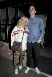 Lucy Fallon - Escape Reality Launch Party Inside the Printworks in Manchester