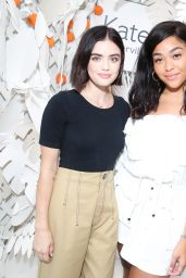 Lucy Hale - Kate Somerville +Retinol Vita C Power Serum Launch in LA
