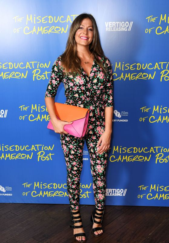 "Lucy Horobin – ""The Miseducation of Cameron Post"" Screening in London"