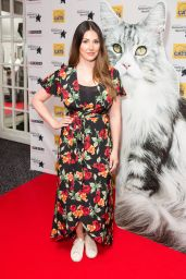 Lucy Pinder - Cats Protection's National Cat Awards in London 08/02/2018