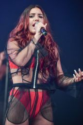 Mabel McVey – Performs at Bestival 2018 in Lulworth