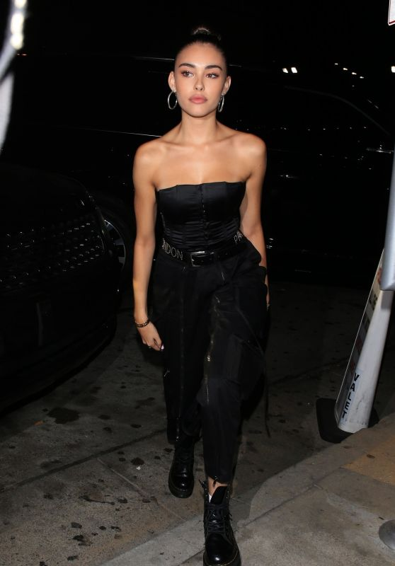 Madison Beer - Arriving at Craig