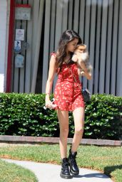 Madison Beer - Out in Beverly Hills 08/30/2018